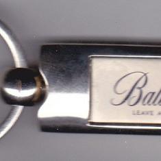 Breloc Barbati - Breloc chei Nou BALLANTINE'S