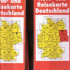 12 Harti auto Gemania-pentru transportatori - Harta Germaniei