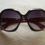 Vand ochelari de soare, Femei, Violet, Plastic