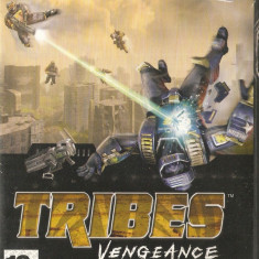 JOC PC TRIBES VENGEANCE ORIGINAL SIGILAT / STOC REAL / by DARK WADDER - Jocuri PC Altele, Actiune, 16+, Single player