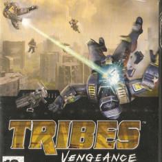JOC PC TRIBES VENGEANCE ORIGINAL SIGILAT / STOC REAL / by DARK WADDER - Jocuri PC Altele, Actiune, 16+, Single player