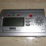 Korg Digital Guitar/Bass Tuner (GA30)