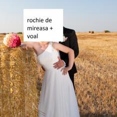 ROCHIE DE MIREASA NATALIA VASILIEV - Rochie de mireasa printesa