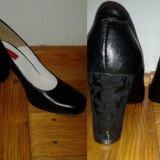 Pantofi din piele - NOI - Pantofi dama