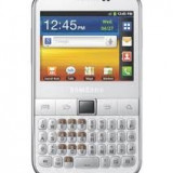 Vand samsung young pro - Telefon Samsung, Alb, 2GB, Neblocat, Smartphone, Touchscreen+Taste