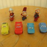 Surprize Kinder Cars Pixar si Sportivi - Surpriza Kinder