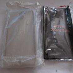 Husa silicon Sony Xperia sola MT27i