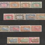 Reunion.1907 Motive traditionale 15 buc. SR.855