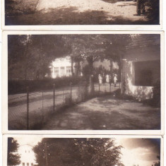 Carti Postale Romania dupa 1918 - Lot 3 bucati ilustrate Lipova, circulate 1925