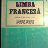 Dan Ion Nasta - Limba franceza manual pentru clasa a VIII a - Manual scolar, Clasa 8, Limbi straine