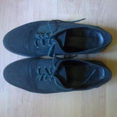 Pantofi vintage verzi fete marimea 37 38 - Pantof dama, Marime: 37.5, Culoare: Verde, Verde