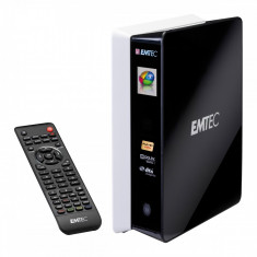 Movie Cube EMTEC S800H - Full HD (1080p) Player+Recorder+DIGITAL HD Tuner - Media player