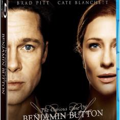 Strania Poveste a lui Benjamin Button (The Curious Case of Benjamin Button) - Film drama warner bros. pictures, BLU RAY, Engleza