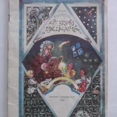Carte de povesti - Fat Frumos din Lacrima - Mihai Eminescu (contine ilustratii ) / C1P