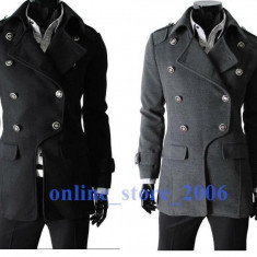 Palton barbati - Palton barbatesc gen ZARA de calitate .MODEL NOU 2015 ! LIVRARE GRATUITA !