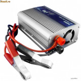 INvertor auto de la 12 v la 220v  putere max 300w         produs NOU