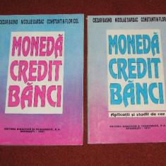 Cezar Basno, Nicolae Dardac, Constantin Floricel - Moneda. Credit. Banci - Curs, Aplicatii si studii de caz