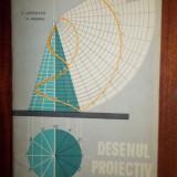 Desenul proiectiv - C.Lepadatu, A.Haiduc, edit. Didactica si Pedagogica 1964, 62 pag.