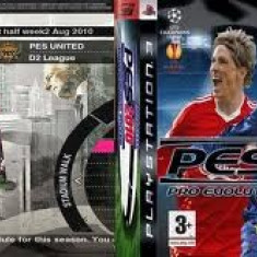 Joc original Pro Evolution Socer 2010 pentru consola Sony PS3 Playstation 3 - Jocuri PS3 Namco Bandai Games, Sporturi, Toate varstele, Multiplayer