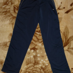 Pantaloni trening Nike cu capse laterale;marime S (173 cm), vezi dim.;impecabili - Pantaloni barbati Nike, Marime: S, Culoare: Din imagine