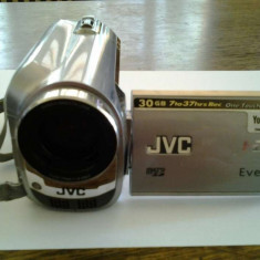 JVC Everio GZ-MG610 - Camera Video JVC, Hard Disk, CCD, 2 - 3
