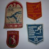 Lot ecusoane-embleme Polonia