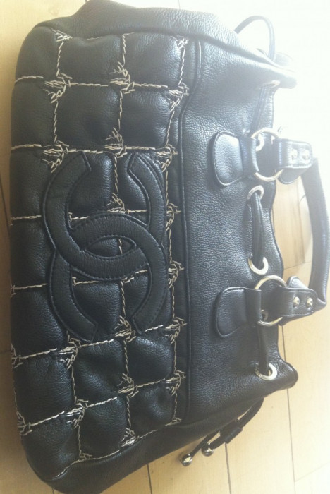 Geanta originala Chanel foto mare