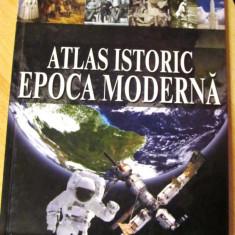 Atlas Istoric Epoca Moderna