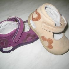 Pantofi copii WINK;cod LL603-1(mov);LL603-2(bej);marime:20-27, Marime: 22, 24