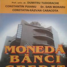 MONEDA CREDIT BANCI - Dumitru Tudorache