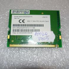 1646.Wireless LIte-on Fujitsu Amilo LI 1705 WN2302A-F4 Fujitsu Siemens