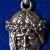 Pandantiv din argint Hristos - Pandantiv argint