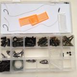 Set Maxi-Carp cu 17 tipuri de accesorii pentru crap