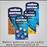 Baterii auditive Zinc-Aer Rayovac