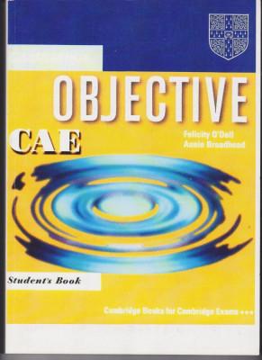 Pregatire CAMBRIDGE - Objective CAE foto