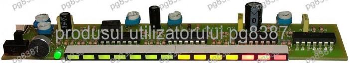 Wu-metru cu grup de LED - uri-0182 foto mare