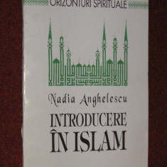 Carti Islamism - Nadia Anghelescu - Introducere in Islam