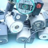 Pompa recirculare apa, centrala termica.