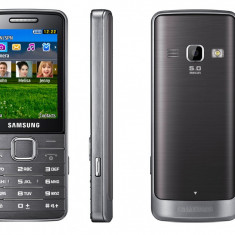 Telefon Samsung S5610, Auriu