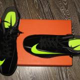 Nike Fotbal Swift TF swoosh - Ghete fotbal Nike, Marime: 44, Negru, Barbati