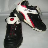 Adidasi crampoane din piele pt. fotbal Uhlsport pt copii mar.31