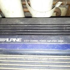 Amplificator auto Alpine 3553
