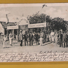 LOVRIN TIMIS 1904 - Carte Postala Banat pana la 1904