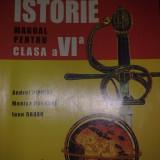 ISTORIE - Manual pentru clasa a VI-a - Andrei Ippibi