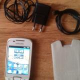 Samsung Galaxy Mini S5570 White, arata si functioneaza IMPECABIL. - Telefon mobil Samsung Galaxy Mini