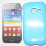 Husa silicon TPU Sclipici (sidefat) Samsung Galaxy Ace Duos S6802 - Husa Telefon