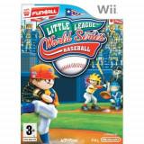 Little League - World Series - Baseball  ---  Nintendo Wii
