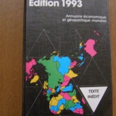 L`Etat du Monde 1993 (lb. franceza) Altele