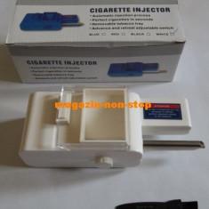 Aparat rulat tigari - Aparat Electric De Facut Tigari - Injector Tutun - 6 Baterii