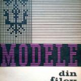 Modele din fileu - ELISABETA IOSIVONI (1966)